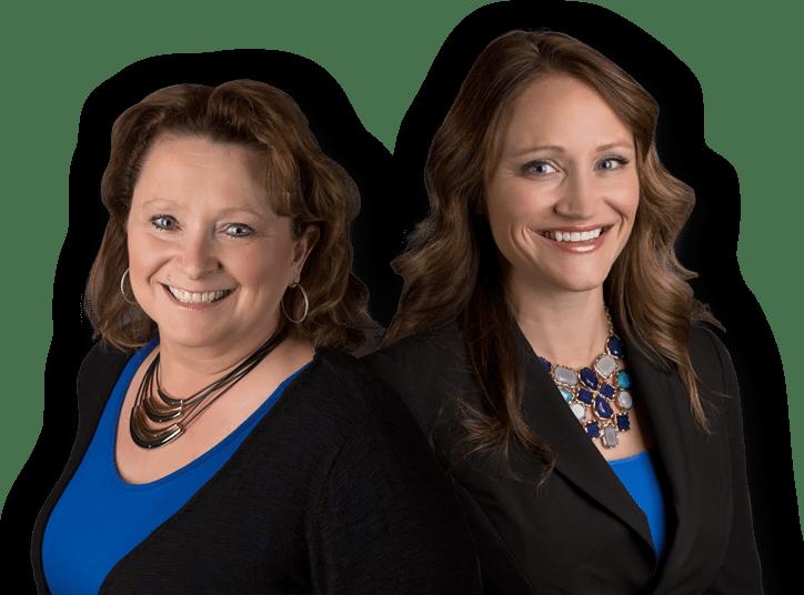 Lisa Fredin & Betsy Herding